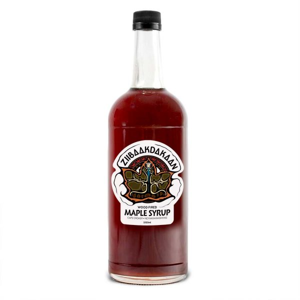 1000ml Maple Syrup