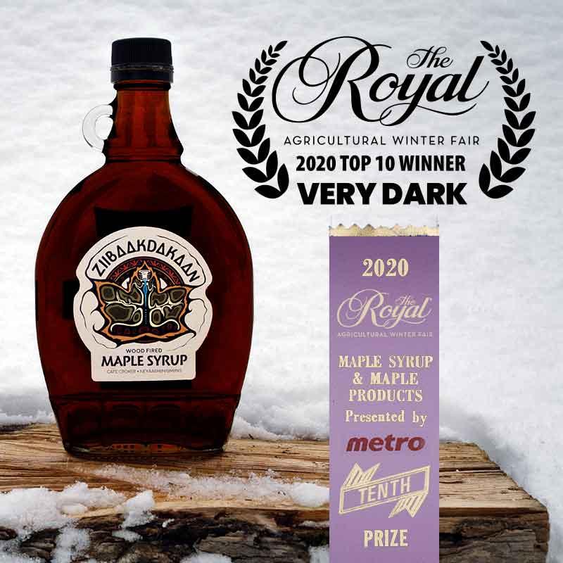 Ontario Award Winning Maple Syrup